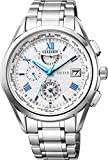 [シチズン]CITIZEN 腕時計 EXCEED エクシード エコ・ドライブ電波時計 ダブルダイレクトフライト AT9110-58A メンズ