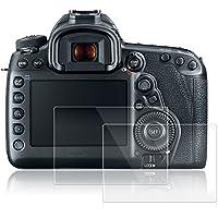 Canon EOS 5D Mark IV 専用 液晶保護フィルム AFUNTA Mark 4 用 一眼レフ ガラスフィルム スクリーン保護シートMark 4 液晶プロテクター キャノン EOS5DMK4 2枚入り