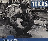 Thrill has gone [Single-CD]