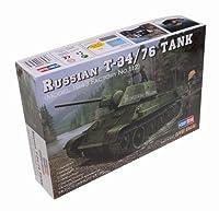 ホビーボス 1/48 ファイティングビークルシリーズ ロシア戦車 T-34/76 (1943年型) プラモデル 84808