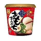 マルちゃん 食べるスープ おだしのきいたおもちすうぷ 38g×6個