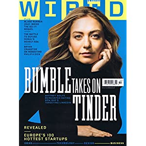 Wired [UK] October 2017 (単号)