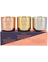 トムディクソン香りのキャンドルギフトセット x6 - Tom Dixon Scented Candle Gift Set (Pack of 6) [並行輸入品]