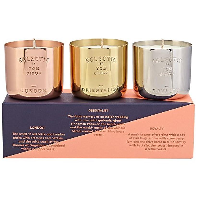 ドキュメンタリー拘束ラフレシアアルノルディTom Dixon Scented Candle Gift Set (Pack of 2) - トムディクソン香りのキャンドルギフトセット x2 [並行輸入品]