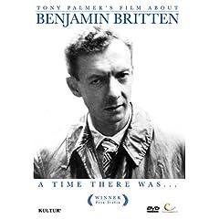 ベンジャミン・ブリテン 輸入盤DVD:『The Time There Was』のAmazonの商品頁を開く