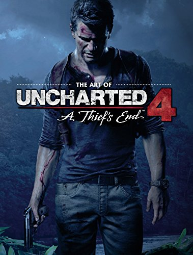Download The Art of Uncharted 4: A Thief's End 1616559276