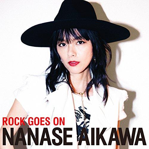 相川七瀬 (Nanase Aikawa) – ROCK GOES ON [FLAC + MP3 320 / WEB] [2018.06.20]