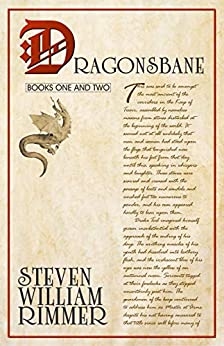 Dragonsbane Books 1 and 2 by [Rimmer, Steven]