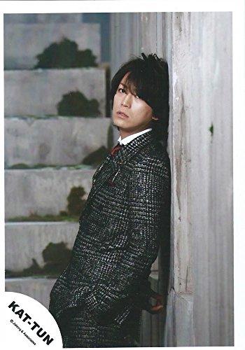 KAT-TUN 公式 生写真 亀梨和也 KT0008
