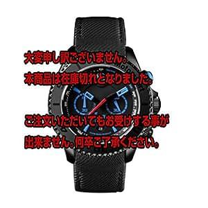 アイスウォッチ BMW STEEL クロノ クオーツ メンズ 腕時計 BM.CH.KLB.BB.L.14 [並行輸入品]