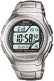 [カシオ]CASIO 腕時計 WAVE CEPTOR ウェーブセプター デジタルモデル 電波時計 MULTI BAND5 WV-58DJ-1AJF メンズ