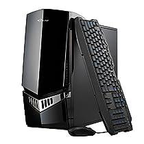 mouse ゲーミングPC デスクトップパソコン NG-I761D22SBG107X-ZB/Windows 10/i7 6700/16GB(DDR4)/HDD2TB/SSD240GB/GTX1070
