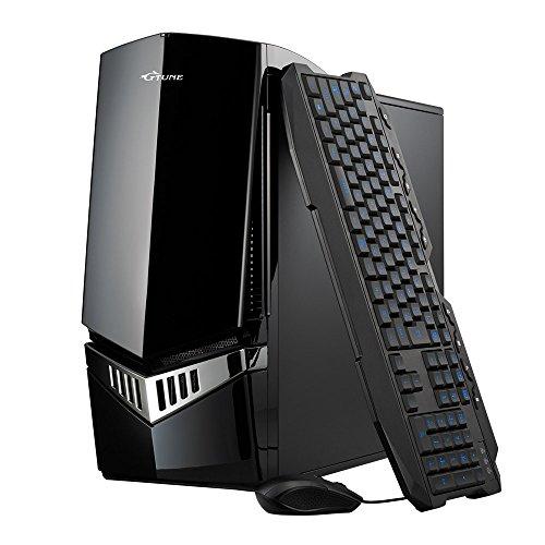 mouseゲーミングPC デスクトップパソコン NG-I7K1D34SBTXX-ZB/Win10/i7 6700K/16GB(DDR4)/HDD 3TB/SSD480GB/Titan X