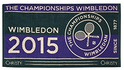 ウィンブルドン 公式タオル 2015年モデル 男子 全英オープン テニス