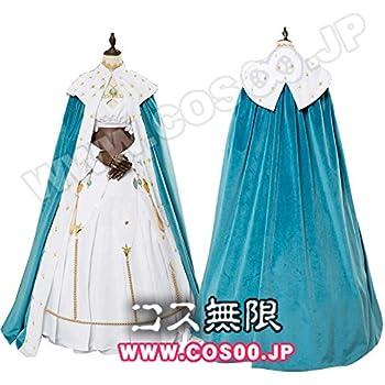 b554e6940aea0 Fate Grand Order風 アナスタシア風 コスプレ衣装 (女M)
