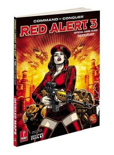 Download Command and Conquer Red Alert 3: Prima Official Game Guide (Command & Conquer) 0761560300