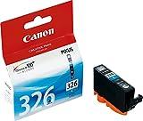 Canon 純正 インクカートリッジ BCI-326 シアン BCI-326C