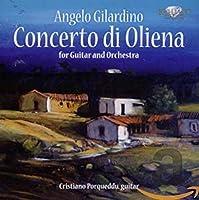 ジラルディーノ:オリエナ協奏曲
