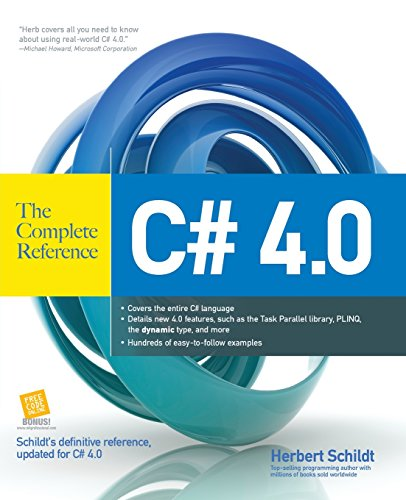 Download C# 4.0 The Complete Reference 007174116X