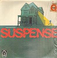 Suspense - 2 Old Time Radio Shows OTR on Vinyl LP Vincent Price, Ida Lupino, Robert Taylor