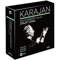 Herbert von Karajan and his Soloists II by Herbert von Karajan (2014-05-27)