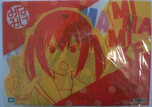 Minamikeクリアファイルa4minami-keファイル南家3姉妹Haruka Cana Chiaki movicムービック