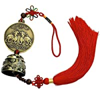 風水コイン–Chinese Feng Shuiベルの富と成功のための安全、ペンダントコイン–ホーム装飾–Pixiu