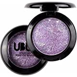 Rose Purple 1pcs Lady Beauty Single Baked Eye Shadow Powder Palette Eyeshadow Palette