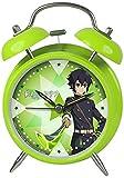 終わりのセラフボイス付き目覚まし時計優一郎