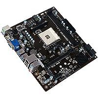 ECS Elitegroup A320AM4-M3D AMD A320 AM4 Ryzen 7th Gen A-series Athlon Processor Chipset DDR4 mATX Micro ATX Motherboard [並行輸入品]