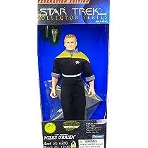 Star Trek Collector Series CHEIF ENGINEER MILES O'BRIEN / スタートレック コレクターシリーズ フィギュア  【マイルズ・オブライエン】