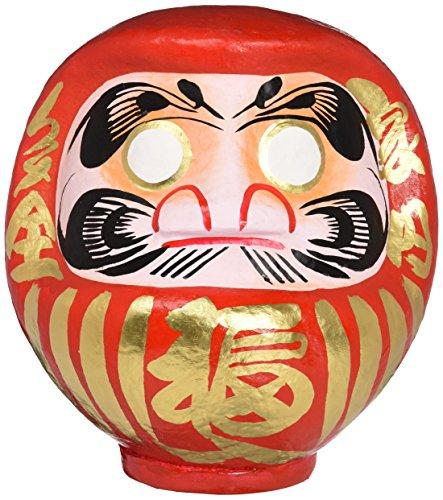 喜多村(キタムラ) 張子ダルマ 7号 23cm 箱入 8044