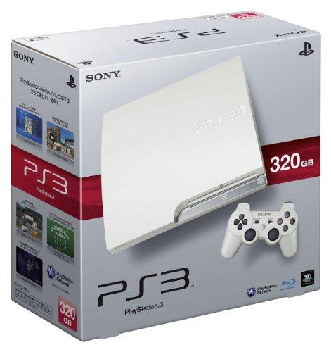 PlayStation 3  320GB  クラシック ホワイト  CECH-2500BLW