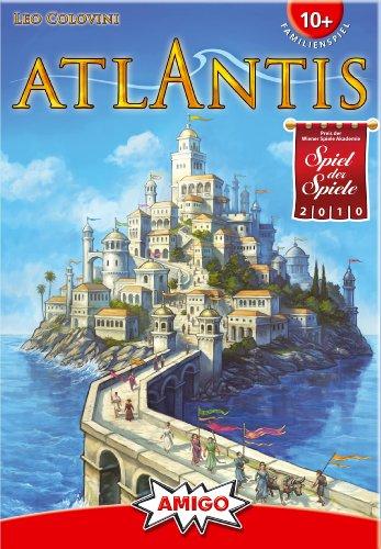 Atlantis: AMIGO - Familien- und Gesellschaftsspiel