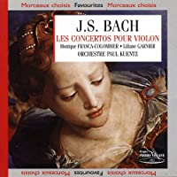 Les Concertos Pour Violon
