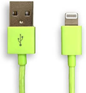 Lightning Cable for iPhone5 / iPhone5S / iPhone5C 0.3m (緑)