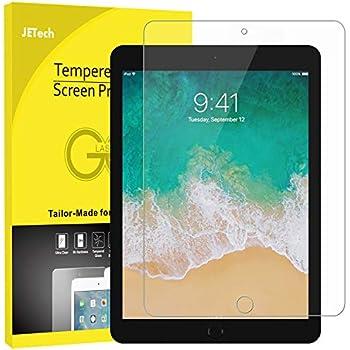 JEDirect iPad Pro 12.9 (2015/2017モデル 第1/2世代) 用液晶保護ガラスフィルム