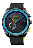 [シチズン] 腕時計 エコ・ドライブ 光発電スマートウォッチ Eco-Drive Riiiver ラバーバンドモデル BZ7005-07F メンズ ブラック