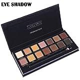 Symboat 1Pcs 14色 Eye Shadow アイシャドウパレット メイクパレット アイシャドウベース 化粧 マット グリッター 長持ち 高発色 自然立体