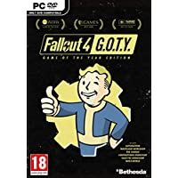 Fallout 4 Game of the Year Edition (PC DVD) (輸入版)