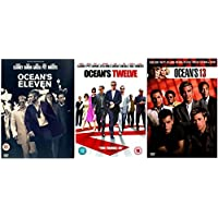 Ocean's Trilogy DVD Collection: Ocean's Eleven / Ocean's Twelve / Ocean's Thirteen (Ocean's 11 / Ocean's 12 / Ocean's 13) by Catherine Zeta-Jones