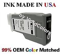 新しいpfi-207マットブラック顔料インク互換カートリッジfor iPF 680/ 685/ 780/ 785