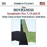 Symphonies Nos. 7/14/23