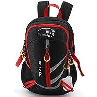 ハイキングバックパック 軽量 登山リュック ナイロン デイバッグ メンズ レディース 親子バッグ リュック キッズ用 アウトドア 子供 軽量 20L