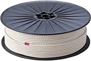 TRUSCO(トラスコ) 綿ロープ12mm×100mボビン巻
