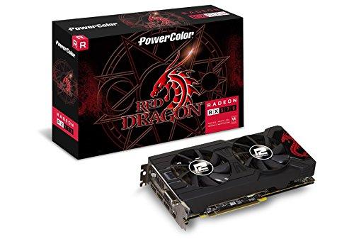 AXRX 570 4GBD5-3DHD/OC [Red Dragon Radeon RX 570 4GB GDDR5]