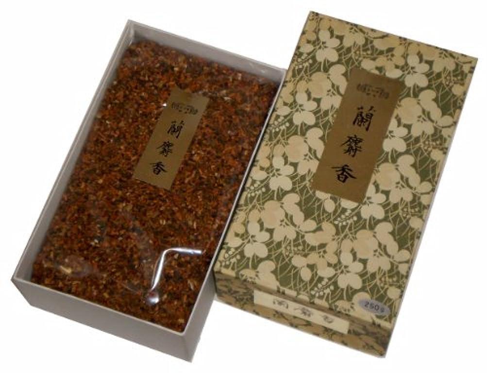 詳細な選ぶ休憩玉初堂のお香 蘭麝香 250g #622
