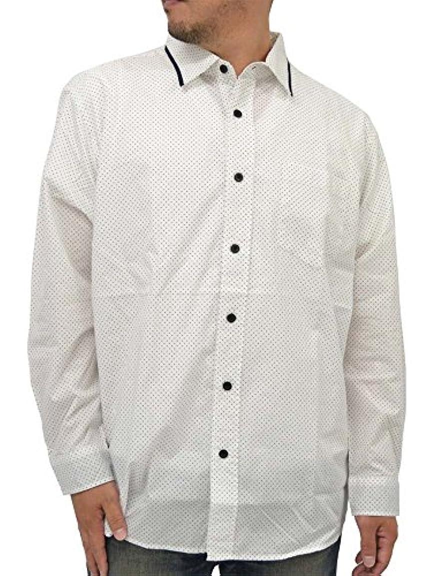 問題行方不明レビュー[ルイシャブロン] 大きいサイズ メンズ シャツ