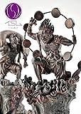 イスム TanaCOCORO[掌] 雷神_仏像 フィギュア 国宝 お守り 本尊 イSム isumu MORITA (らいじん) tc3506