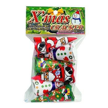 クリスマスクラッカー(6個入)